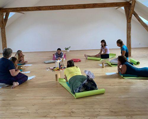 Školní meditace (06/2021)